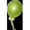 Воздушный шарик 26