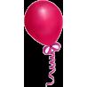 Воздушный шарик 29