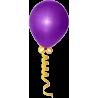 Воздушный шарик 30