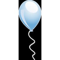 Воздушный шарик 33