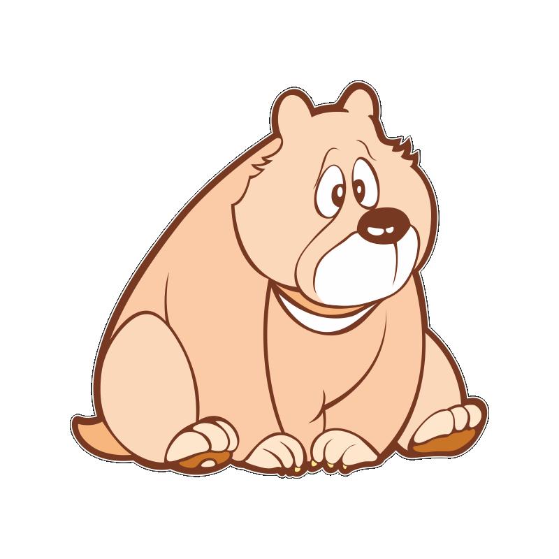 Открытки конверты, медведь рисунки прикольные