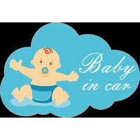 Baby in car - ребенок в машине