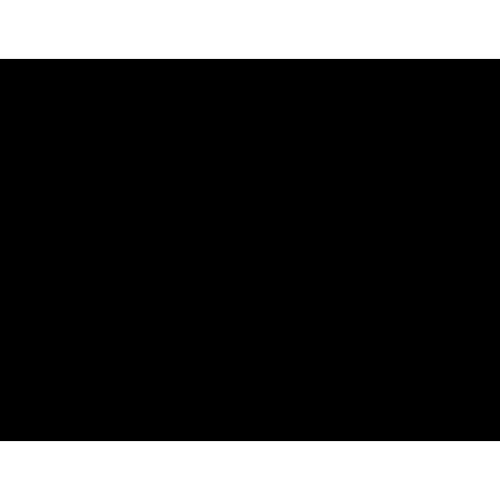 """Силуэт Каспера из фильма/мультфильма """"Каспер дружелюбное привидение"""""""