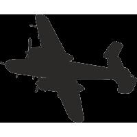 Бомбардировщик B-25J Mitchell