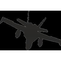 Истребитель Fa-18 Hornet