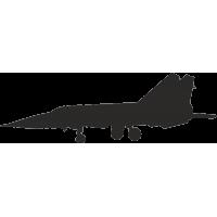 Истребитель МИГ-25rb Foxbat b
