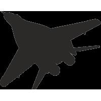 Истребитель МИГ-29 Fulcrum