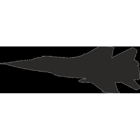 Истребитель МИГ-31 Foxhound