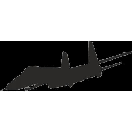 Истребитель СУ-27 Flanker