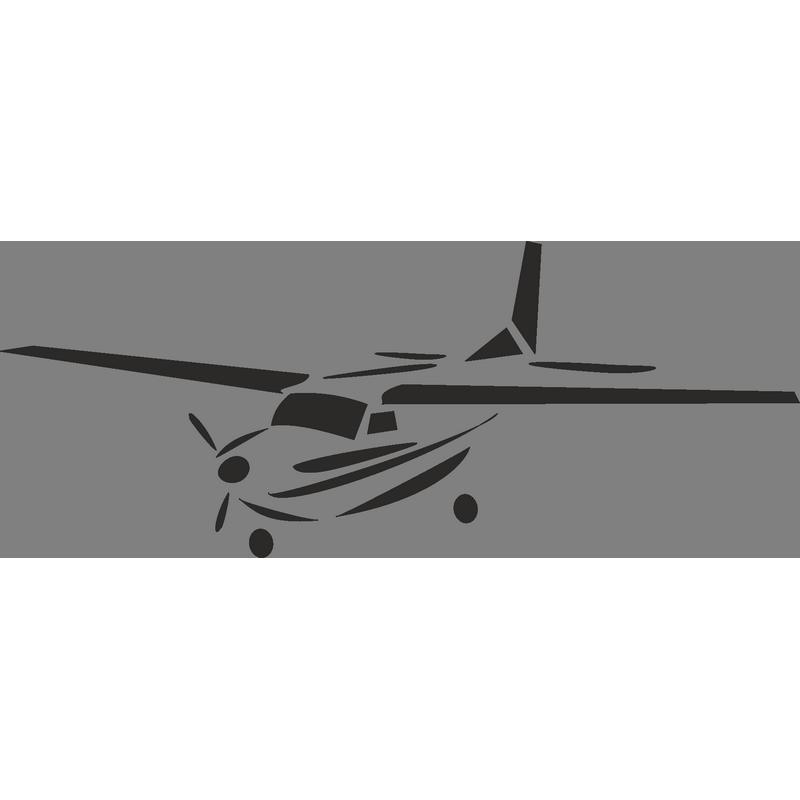 самолет черно белый рисунок тому лондон смог