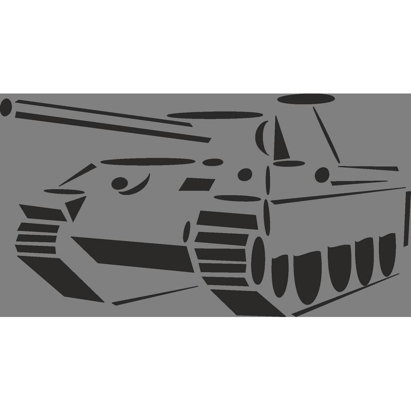 Картинки знаками и символами танк