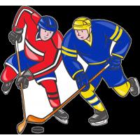 Играющие хоккеисты