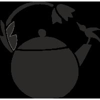 Чайник с ласточкой