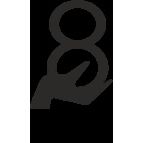 8 в руке