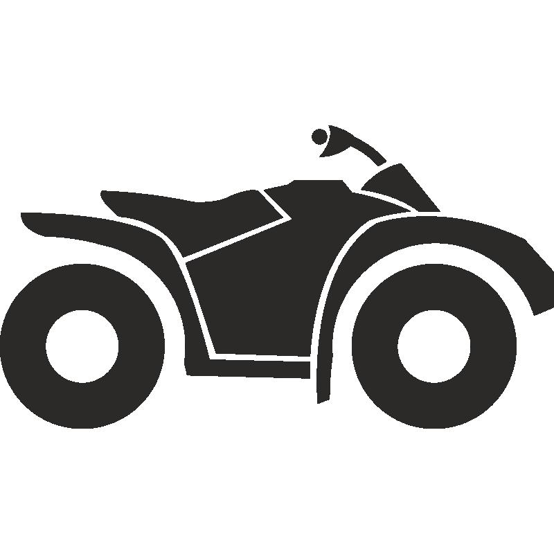Квадроцикл рисунок вектор