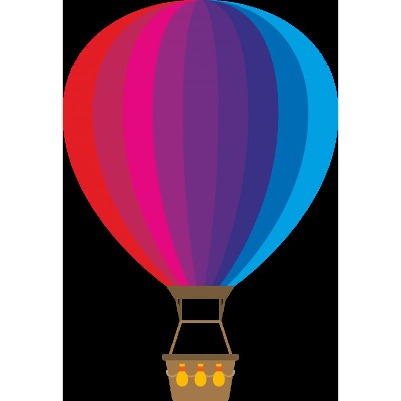 Картинки цветного воздушного шара