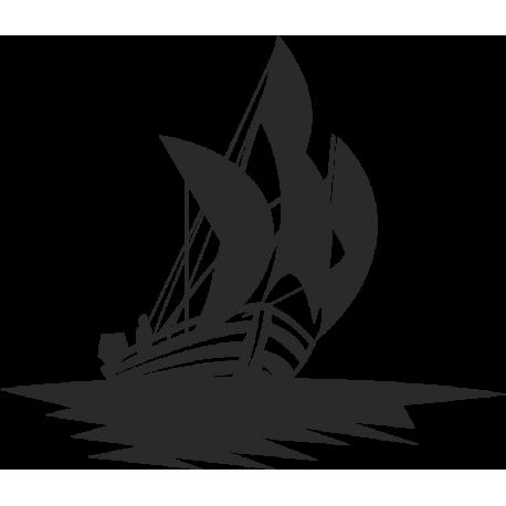 Парусная яхта