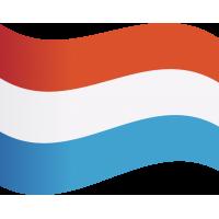 Флаг Люксембурга