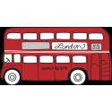 Лондонский автобус
