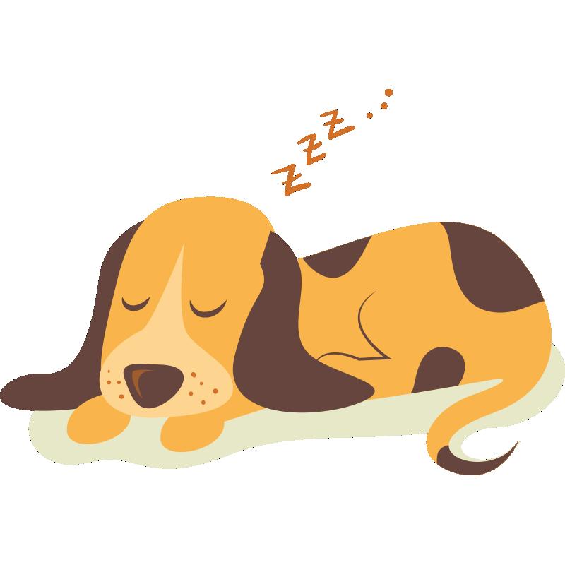 Спящая собака картинки нарисованные, карандашом