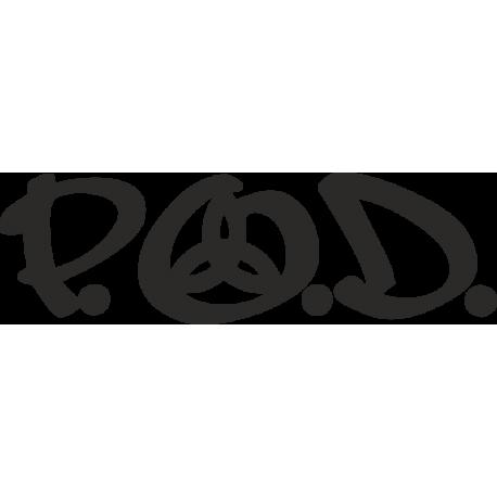 P. O. D. - ПОД