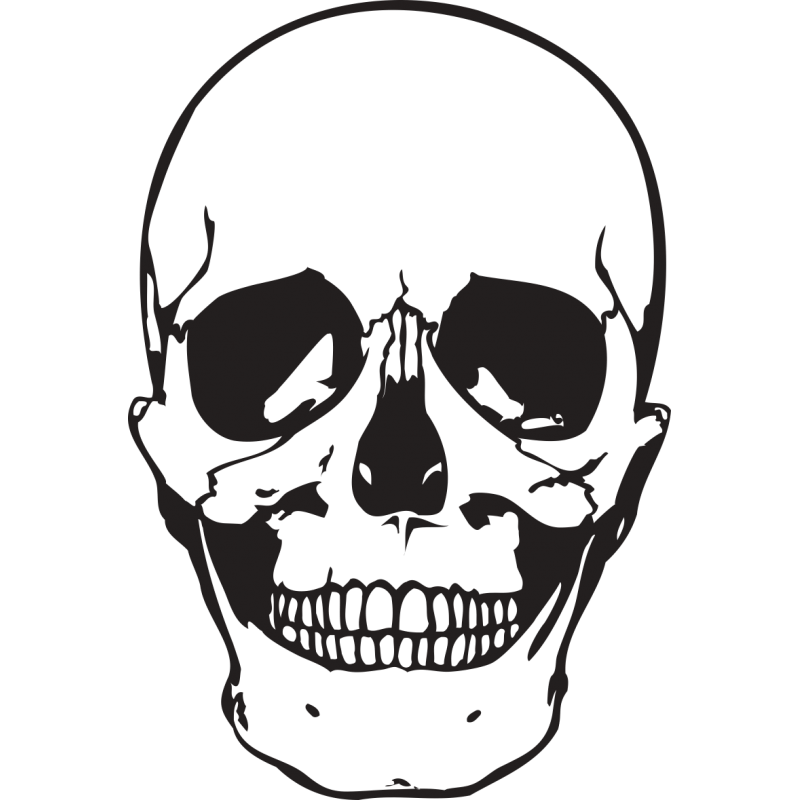 Прикольные черепа рисунки