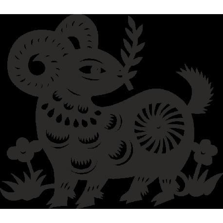 Знак китайского зодиака Овца/баран