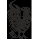 Знак китайского зодиака Петух