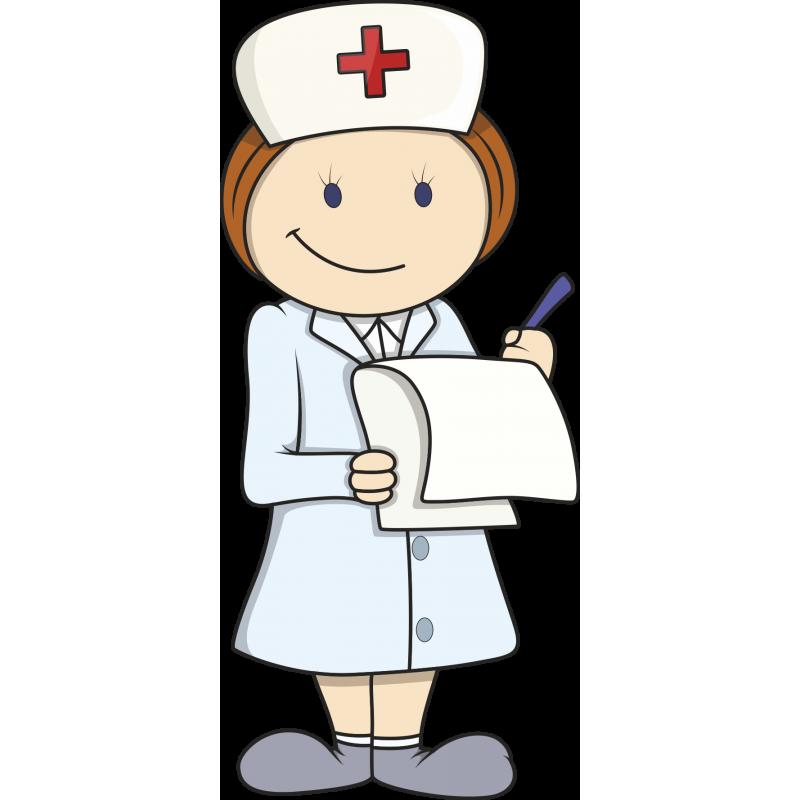 Днем рождения, картинка медсестры для детей