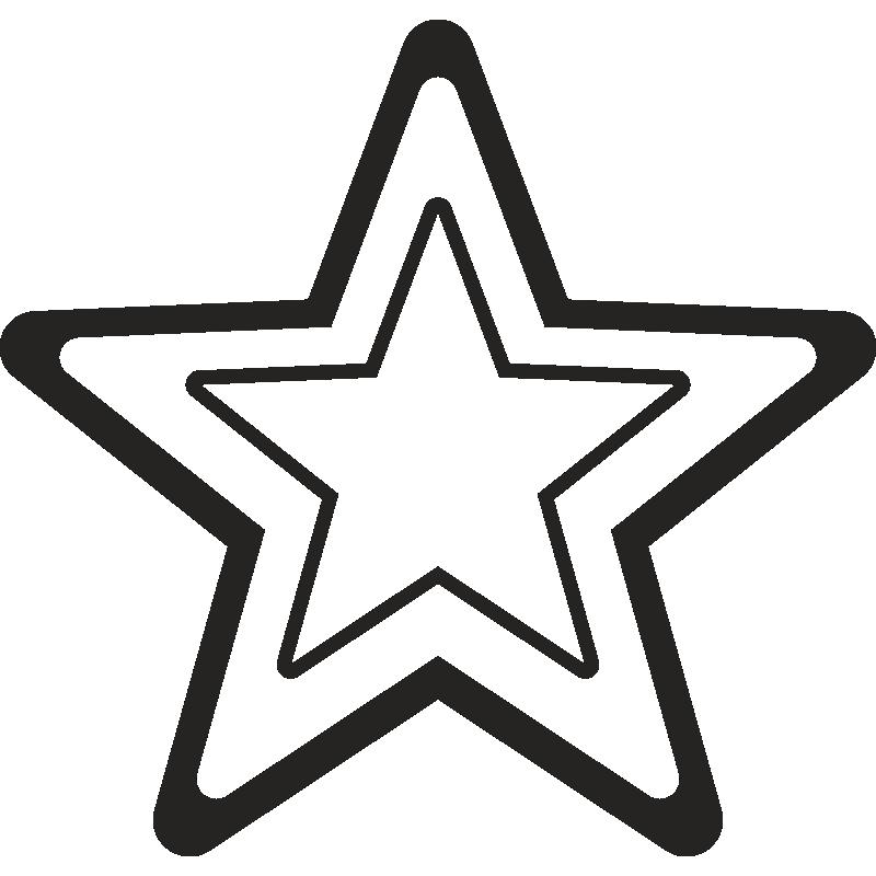 картинки силуэты звезды