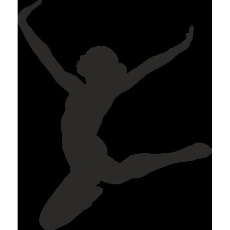 Танцующий силуэт