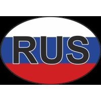 Флаг России RUS