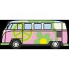 Хиппи автобус Volkswagen T1