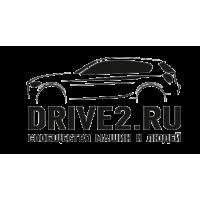 Drive2 в изображением авто и надписью v.2