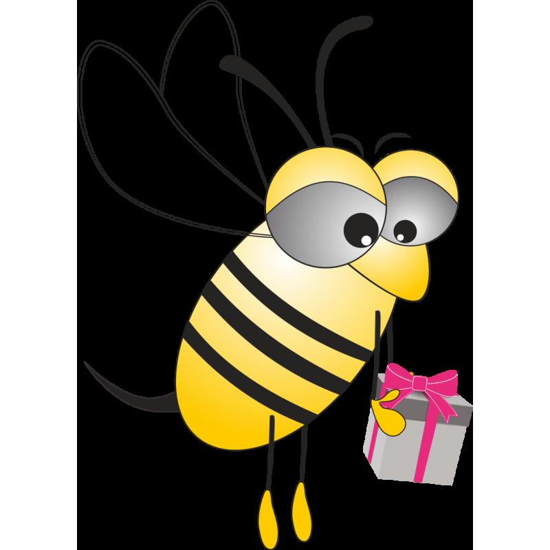 Забавные картинки с пчелками