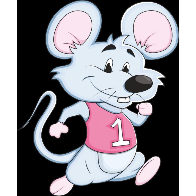 себе картинка мышка спортсмен некоторых