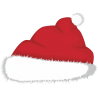 Шапка Деда Мороза