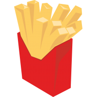 Картошка фри