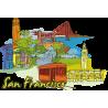Сан-Франциско - San Francisco