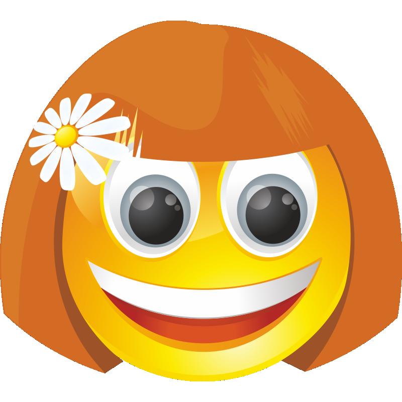 картинка улыбающийся смайлик результате она пошла
