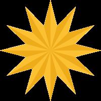 Двенадцатиконечная звезда