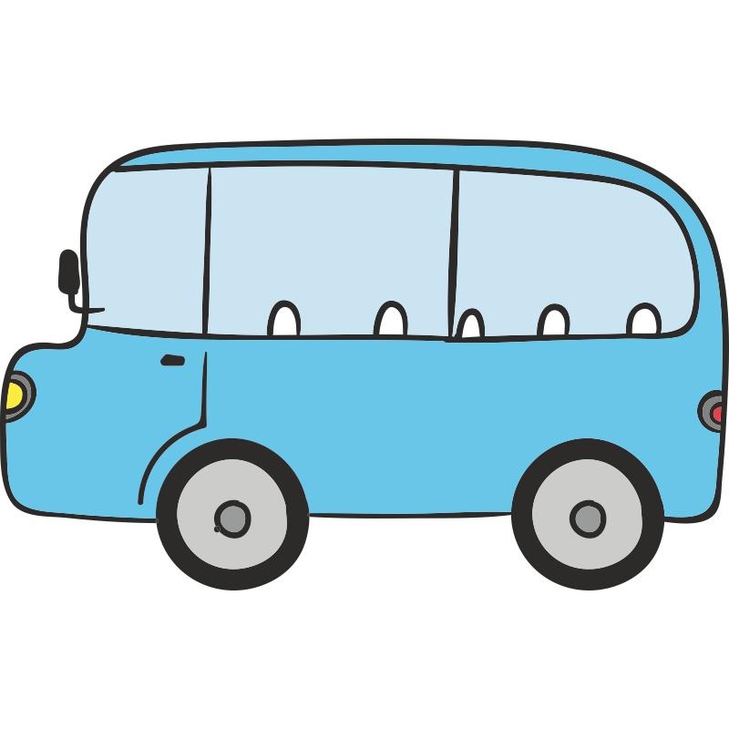 рисунок автобус картинка новых моделях уралов