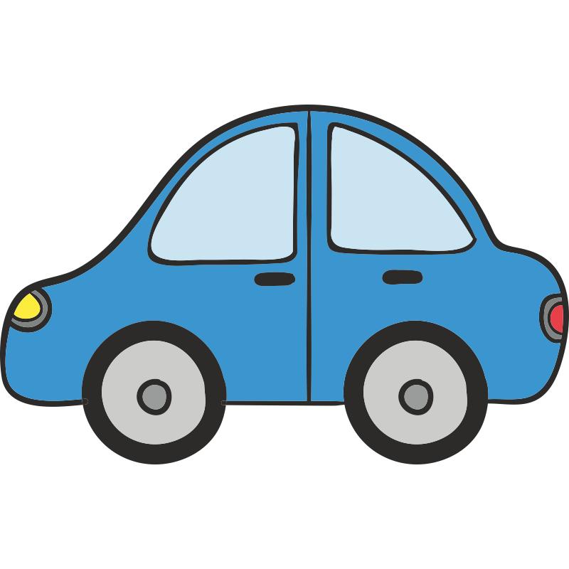 Машинка нарисованная картинка для детей