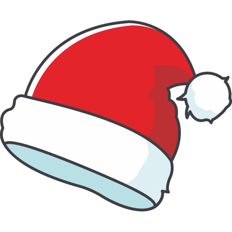 положительным новогодние шапочки картинки на прозрачном фоне него