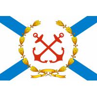 Флаг начальника главного штаба ВМФ