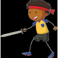 Современный рыцарь