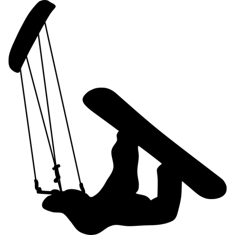 Кайтсерфер рейли