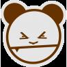 Angry panda - Злая панда