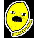 Unacceptable - Неприемлемо
