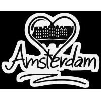 Я люблю Амстердам